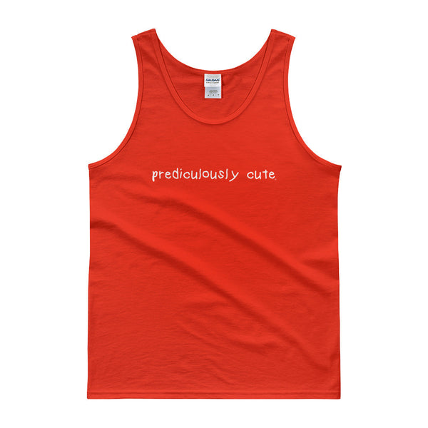 Prediculously Cute Men's Tank top