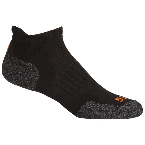 5.11 TACTICAL ABR TRAINING SOCK BLACK LARGE