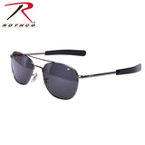 AMERICAN OPTICAL 52 MM POLARIZED PILOTS SUNGLASSES-T-Box Tactical