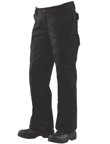 TRU-SPEC LADIES 24-7 TACTICAL PANTS BLACK 24