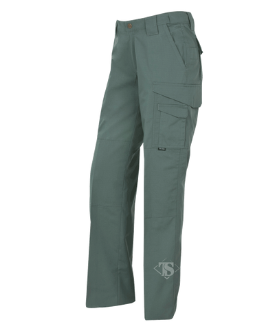 TRU-SPEC LADIES 24-7 TACTICAL PANTS OD 24