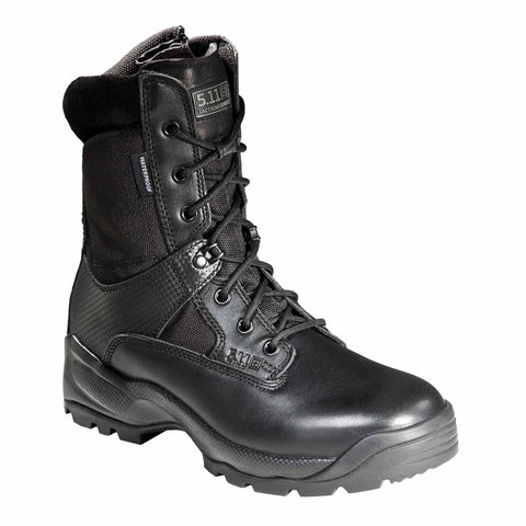 "5.11 TACTICAL ATAC STORM 8"" BOOT BLACK 15 REGULAR"