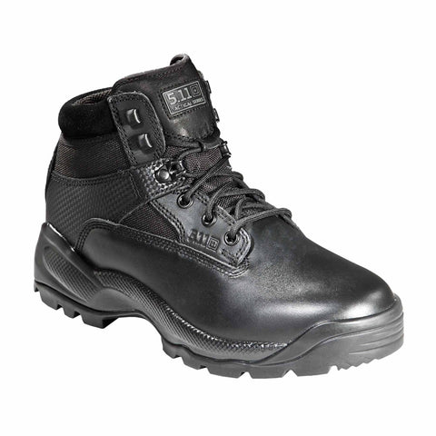 "5.11 TACTICAL ATAC 6"" SIDE ZIP BOOT BLACK 15 REGULAR"