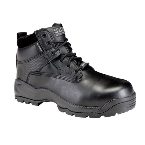 "5.11 TACTICAL SHIELD 6"" BOOT BLACK 15 REGULAR"