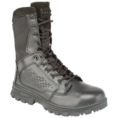 "5.11 TACTICAL EVO 8"" W/ SZ BLACK 15 REGULAR"