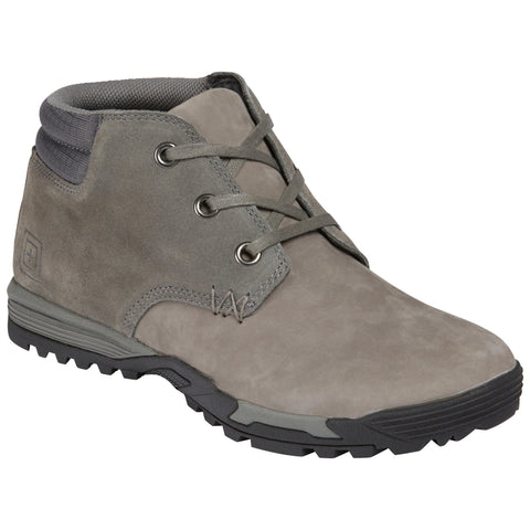 5.11 TACTICAL PURSUIT CHUKKA GUNSMOKE 15 REGULAR