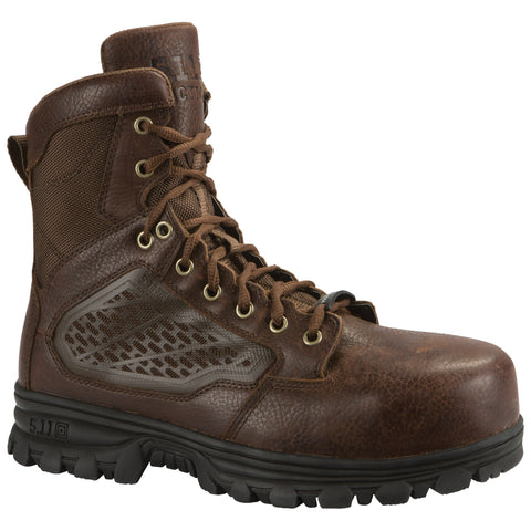 "5.11 TACTICAL EVO 6"" CST BOOT BISON 15 WIDE"