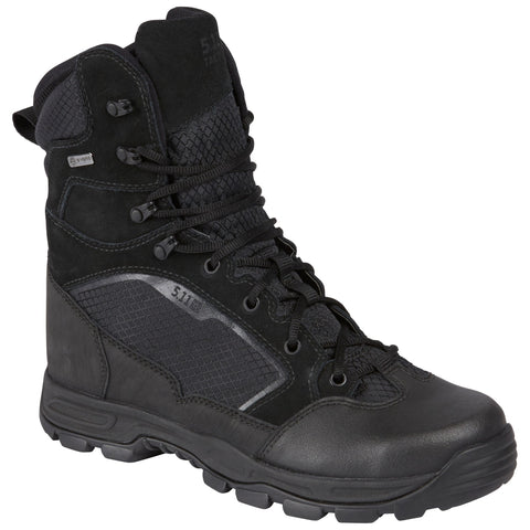 "5.11 TACTICAL XPRT 8"" BOOT BLACK 15 REGULAR"