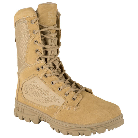 "5.11 TACTICAL EVO 8"" W/SZ DESERT BOOT-T-Box Tactical"