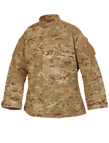 TRU-SPEC POLY/COTTON RIPSTOP TRU SHIRT MULTICAM XL SHORT