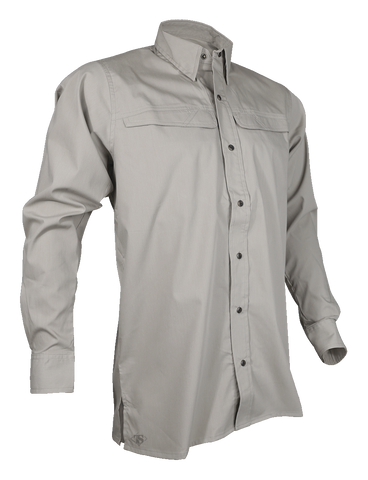TRU-SPEC MEN'S 24-7 PINNACLE LONG SLEEVE SHIRT KHAKI 4XL REGULAR