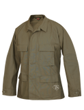 TRU SPEC COTTON RIPSTOP CLASSIC BDU COAT OD 3XL LONG