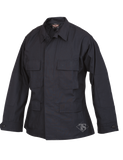 TRU SPEC COTTON RIPSTOP CLASSIC BDU COAT NAVY 3XL LONG