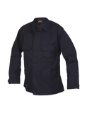 TRU SPEC COTTON POLY TWILL CLASSIC BDU COAT NAVY 3XL LONG