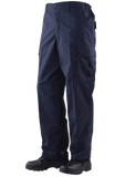 TRU-SPEC ZIPPER FLY POLICE BDU PANTS NAVY XL SHORT