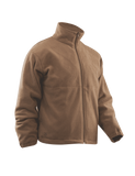 TRU SPEC POLAR FLEECE JACKET COYOTE 2XL LONG