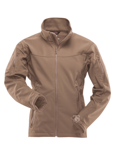 TRU SPEC 24-7 TACTICAL SOFTSHELL JACKET COYOTE 5XL REGULAR