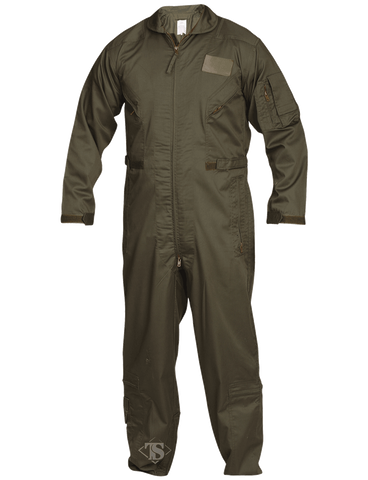 TRU SPEC BASIC 27-P FLIGHT SUIT SAGE 2XL LONG