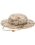 TRU SPEC GEN 2 POLY COTTON RIPSTOP MILITARY BOONIE HAT DESERT DIGITAL OSFA