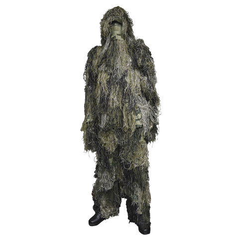 CAMO SYSTEMS ADULT GHILLIE SUIT WOODLAND XL/2XL