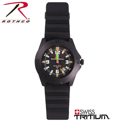 Smith & Wesson Tritium Soldier Watch
