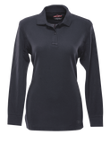 TRU SPEC 24-7 LADIES COTTON LONG SLEEVE SHIRT NAVY 4XL