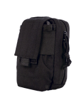 5IVE STAR GEAR MEDIA MOLLE POUCH BLACK