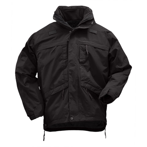 5.11 TACTICAL 3-IN-1 PARKA BLACK 4XL