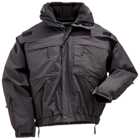 5.11 TACTICAL 5-IN-1 JACKET BLACK 4XL