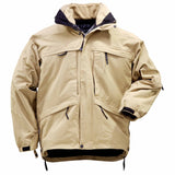5.11 TACTICAL AGGRESSOR PARKA COYOTE 4XL