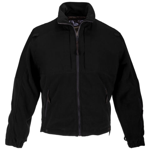 5.11 TACTICAL TACTICAL FLEECE BLACK 5XL