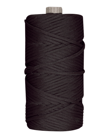 5IVE STAR GEAR 550 PARACORD - 300 FOOT SPOOL BLACK