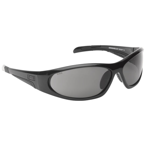 ASCEND PLAIN LENS BLACK 1 SZ