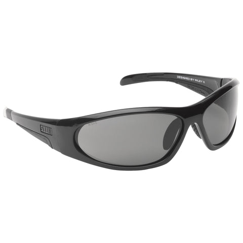 ASCEND POLARIZED LENS BLACK 1 SZ