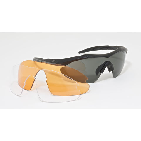 REPLACEMENT LEN AILERON BALLISTIC ORANGE 1 SZ