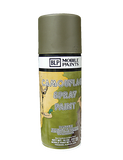 FLAT CAMO COLOR SPRAY PAINT OD