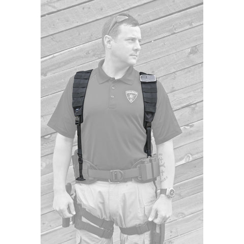 5.11 TACTICAL BROKOS VTAC HARNESS BLACK