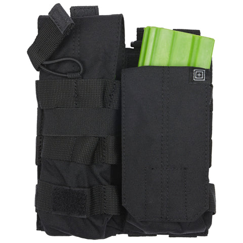 5.11 TACTICAL AR BUNGEE W COVER DBL BLACK