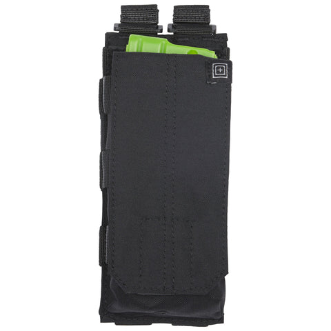 5.11 TACTICAL AK BUNGEE W/COVER SINGLE BLACK