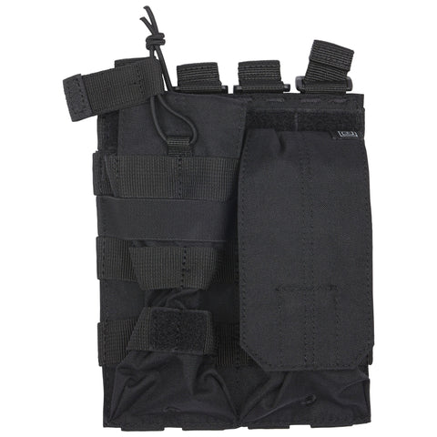 5.11 TACTICAL AK BUNGEE W/COVER DOUBLE BLACK
