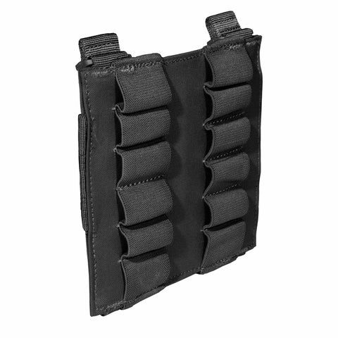 5.11 TACTICAL 12 RD SHOTGUN POUCH BLACK