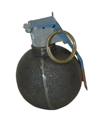 5IVE STAR GEAR INERT BASEBALL GRENADE-T-Box Tactical