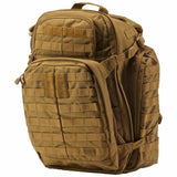 5.11 TACTICAL RUSH 72 BACKPACK FLAT DARK EARTH