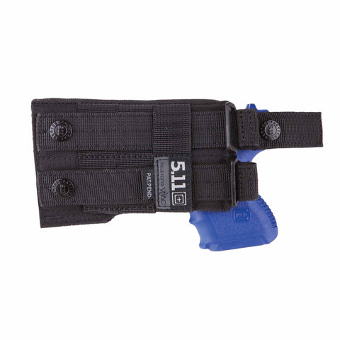5.11 TACTICAL LBE COMPACT HOLSTER R/H BLACK