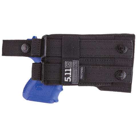 5.11 TACTICAL LBE COMPACT HOLSTER L/H BLACK