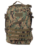 5IVE STAR GEAR GI SPEC 3-DAY BACKPACK WOODLAND DIGITAL CAMO