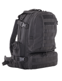 5IVE STAR GEAR URBAN TACTICAL DAY BAG BLACK