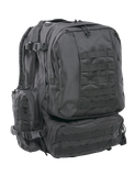 5IVE STAR GEAR MULTI-TERRAIN BACKPACK BLACK