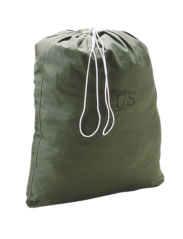 5IVE STAR GEAR GI-SPEC COTTON DUFFLE BAG OD