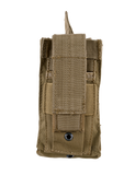 5IVE STAR GEAR OPEN TOP SINGLE M4 MAG MOLLE POUCH COYOTE